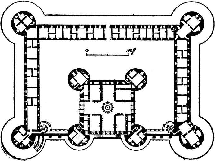 Замок Шамбор (Chateau de